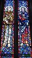 Saint Anthony of Padua Catholic Church (Dayton, Ohio) - stained glass, Sts. Simon & Jude.JPG