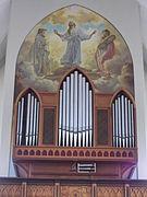 Saint Maurus Church, Santo Amaro da Imperatriz, Santa Catarina State, Brazil 28.JPG