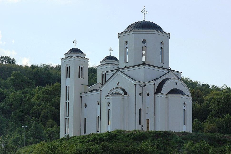 Saint Prince Lazar church, Vladičin Han, Serbia