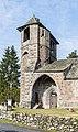 Saint Roch church in Albinhac 05.jpg