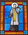 Saint Stephen, Martyr Roman Catholic Church (Chesapeake, Virginia) - stained glass, St. Vincent de Paul.jpg