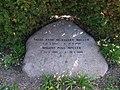 Sally Anne Mc Kinney Møllers gravsted på Buerup kirkegård.JPG