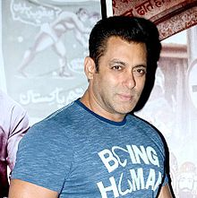 Salman Khan in 2015