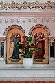 Salzburg - Itzling - Pfarrkirche St. Antonius Altarbild 1- 2019 08 01.jpg