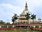 Samadhi Mandir of Srila Prabhupada, Mayapur 07102013.jpg