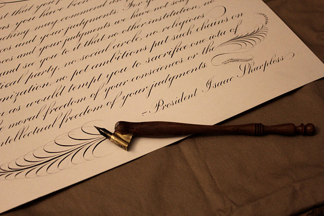 Writing Letters Quote Those Who Decline To Make Any Response