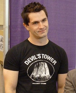Sam Witwer - Witwer at Wizard World Toronto, 2012