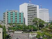 San Pedro Sula la segunda ciudad más grande del país.