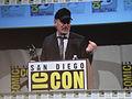 San Diego Comic-Con 2011 - the Adventures of Tin Tin panel - Steven Spielberg (5991274995).jpg
