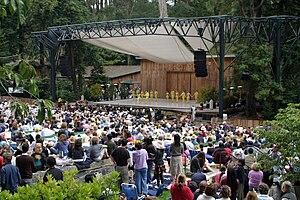Sigmund Stern Recreation Grove - San Francisco Ballet at Stern Grove.