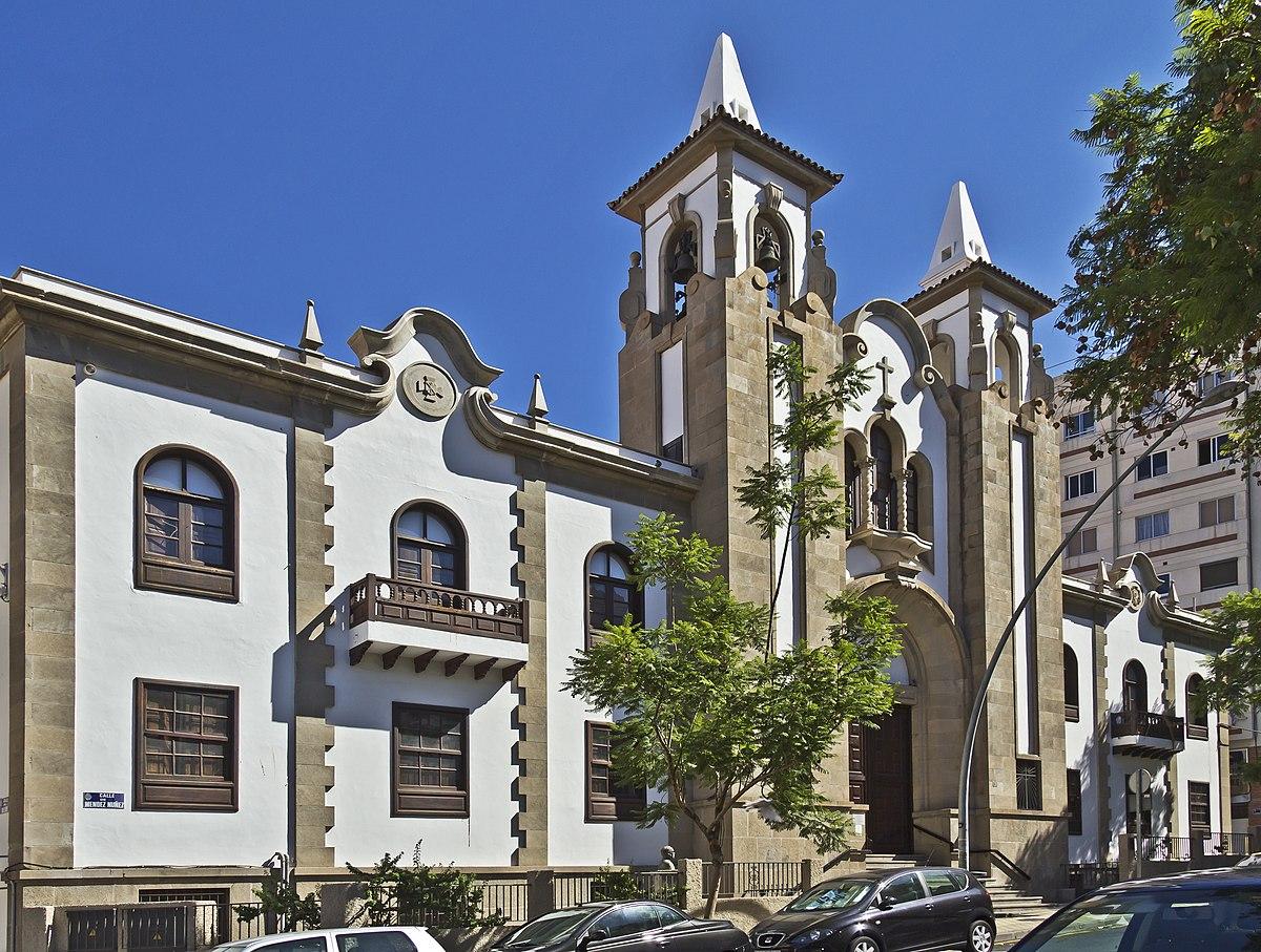 Resultado de imagen de iglesias de Tenerife