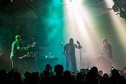 Sanctum beim Maschinenfest, 2015
