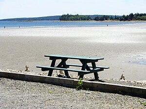 Rose Bay, Nova Scotia - Image: Sand Dollar Beach RB