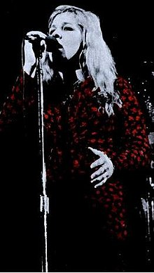 Description de l'image Sandy Denny - Fairport Convention (1974).jpg.