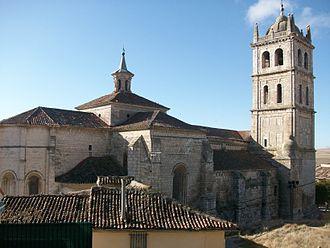 Resultado de imagen de iglesia santa maria de la asuncion dueñas