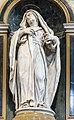Santa Maria dei Servi (Padua) - Altare dell'Addolorata - Santa Giuliana Falconieri.jpg