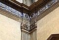 Santa maria delle carceri, interno, fregio di andrea della robbia, 1492-95, 04.jpg