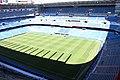 Santiago Bernabéu Stadium view Sideview 4, Madrid in 2019.jpg