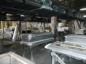 Santo Tomas, Pampanga - Casket manufacturing