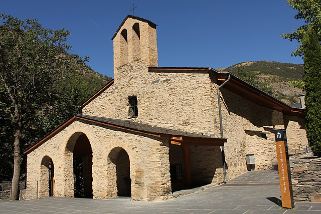 Old Santuary of Meritxell