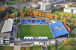 Saputo Stadium Montreal October 2010.jpg