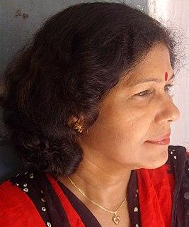 Sarojini Sahoo Indian (Odia) Writer