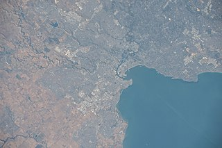 Geography of Melbourne