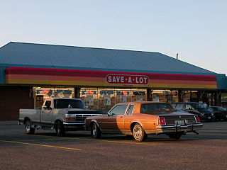 Save-A-Lot american retail & grocery company