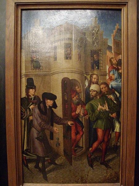 File:Scène de la légende de saint Géry.JPG