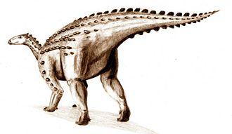 1859 in paleontology - Scelidosaurus.