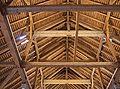 Schäftlarn Monastery Martinstadl roof framework.jpg