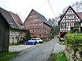 Scheffelmühle (1417 Betzenmühle, 1424 Rüschlinsmühle, bis 1967 in Betrieb) - panoramio.jpg