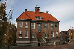 Former city hall of Schipluiden