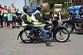 Schleswig-Holstein, Wilster, Zehnte Internationale VFV ADAC Zwei-Tage-Motorrad-Veteranen-Fahrt-Norddeutschland und 33te Int-Windmill-Rally NIK 4071.jpg