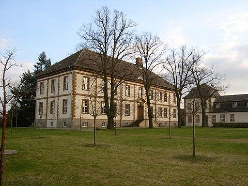Schloss Großkühnau (UNESCO-Welterbe Gartenreich Dessau-Wörlitz)