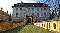 Schloss Seibersdorf, Rückansicht.JPG