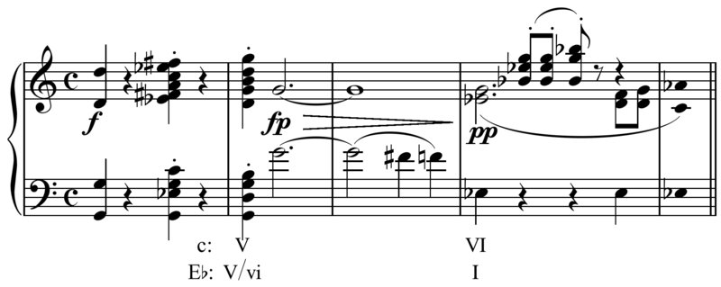 File:Schubert - Op.163 (D.956), i common-tone modulation.png
