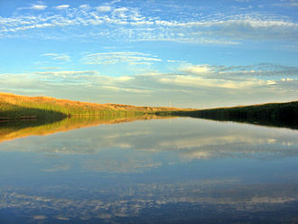 Poplar River (Montana–Saskatchewan) - Image: Scobeymontanariver