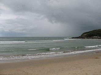 Scotts Head, New South Wales - Image: Scotts Head Beach 3