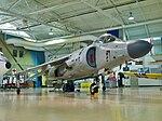 Sea Harrier XZ439 visiting CWHM 1.jpg