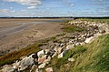 Sea defences at Redkirk Point - geograph.org.uk - 1496143.jpg