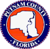 Official seal of Putnam County