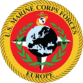 Seal of United States Marine Corps Forces, Europe.png