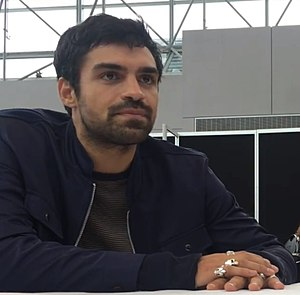 Sean Teale - Sean Teale interviewed at New York Comic Con in 2017