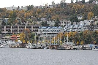 Westlake, Seattle - Westlake, 2009