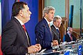 Secretary Kerry Addresses Reporters After a Libya Ministerial Meeting in Vienna (26959086832).jpg