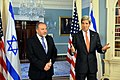Secretary Kerry and Israeli Foreign Minister Lieberman Address Reporters (13746042955).jpg
