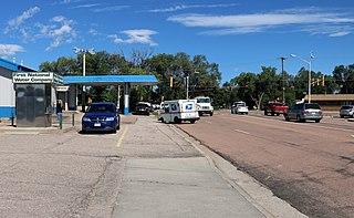 Security-Widefield, Colorado Census Designated Place in Colorado, United States