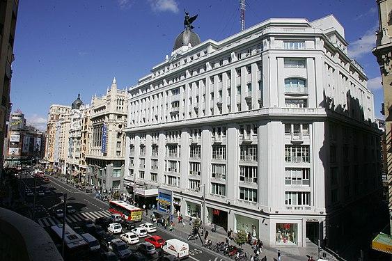 Sede PRISA Radio, Madrid, España.JPG