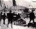 Sedov42 - Отправка экспедиции по Новой Земле. Проводы экспедиции по острову Гукер.jpg